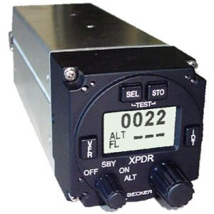 TRANSPONDER BECKER  BXP 6401 Modo S - 250w